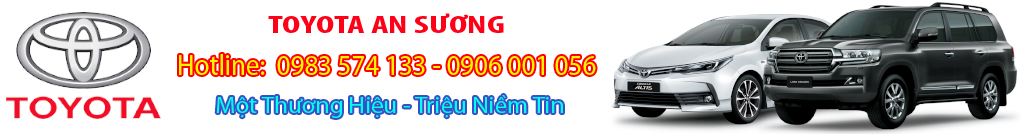 Toyota An Suong - Gi� xe Toyota ch?t lu?ng uy t�n