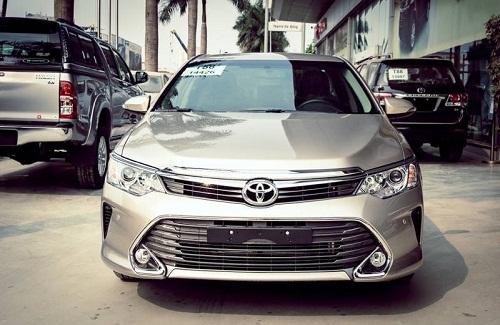 Hãy để Toyota làm bạn tự hào