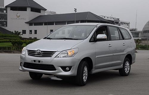 Toyota Innova 2015 viết lên ước mơ