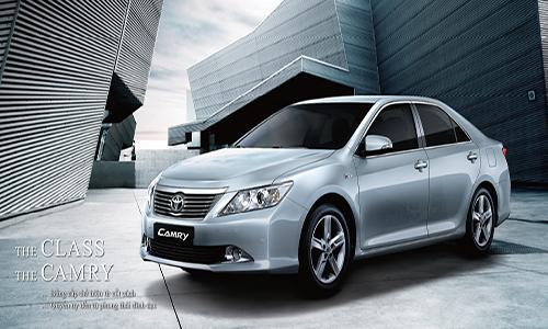 Nhung thiet bi hien dai Toyota Giai Phong Ha Dong Thang Long