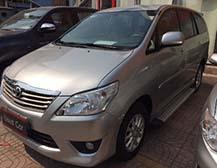 bán xe toyota innova 2.0 g at 2012