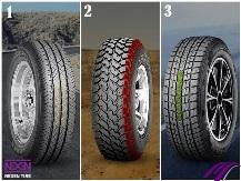 phân loại các loại gai lốp xe ô tô