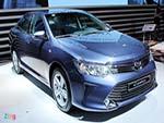 Toyota Camry thiết kế năng động và thể thao