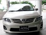 Toyota Corolla Altis là dòng xe thiết kế sang trọng tiện nghi và ấn tượng