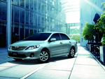 Toyota Corolla Altis được thiết kế nhỏ gọn và sang trọng lịch lãm