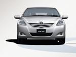 Toyota Vios được thay đổi khá nhiều phần ngoại thất khiến chiếc xe thể thao hơn