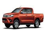Toyota Hilux tỏa sáng về độ bền bỉ vượt mọi địa hình xấu