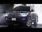 Toyota Land Cruiser khả năng vượt địa hình cao
